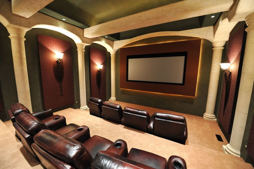 Media Room Home Theather