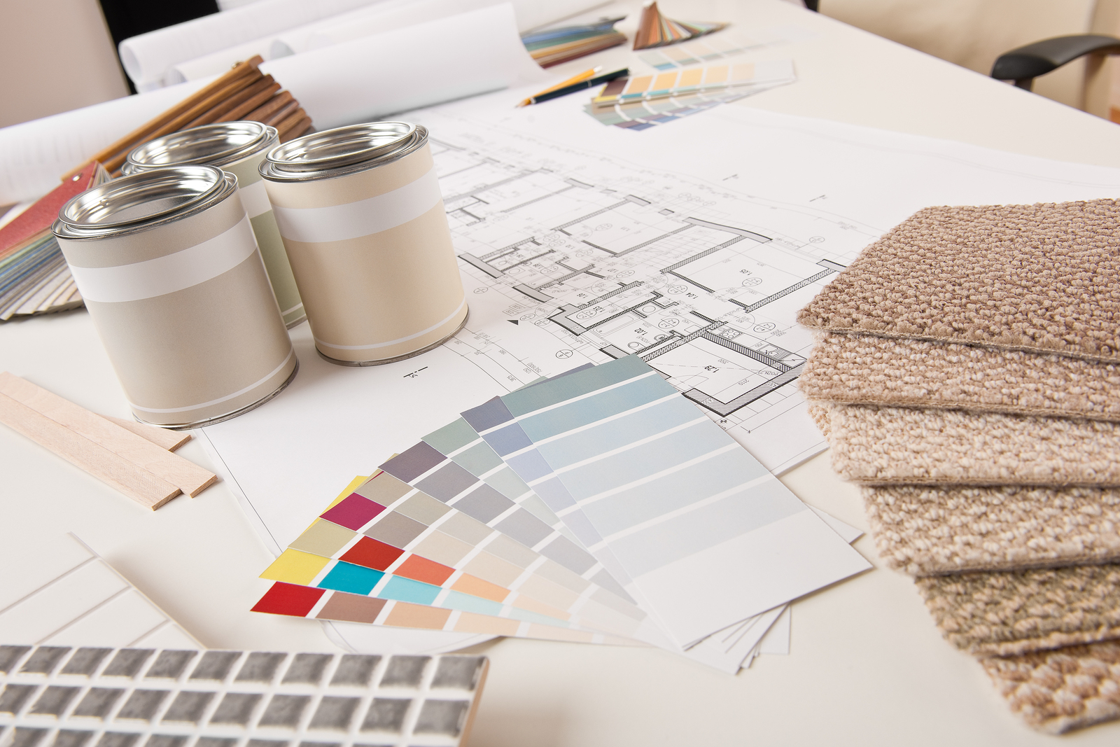 How Interior Designers Work How To Get The Most From Your Interior Design Project