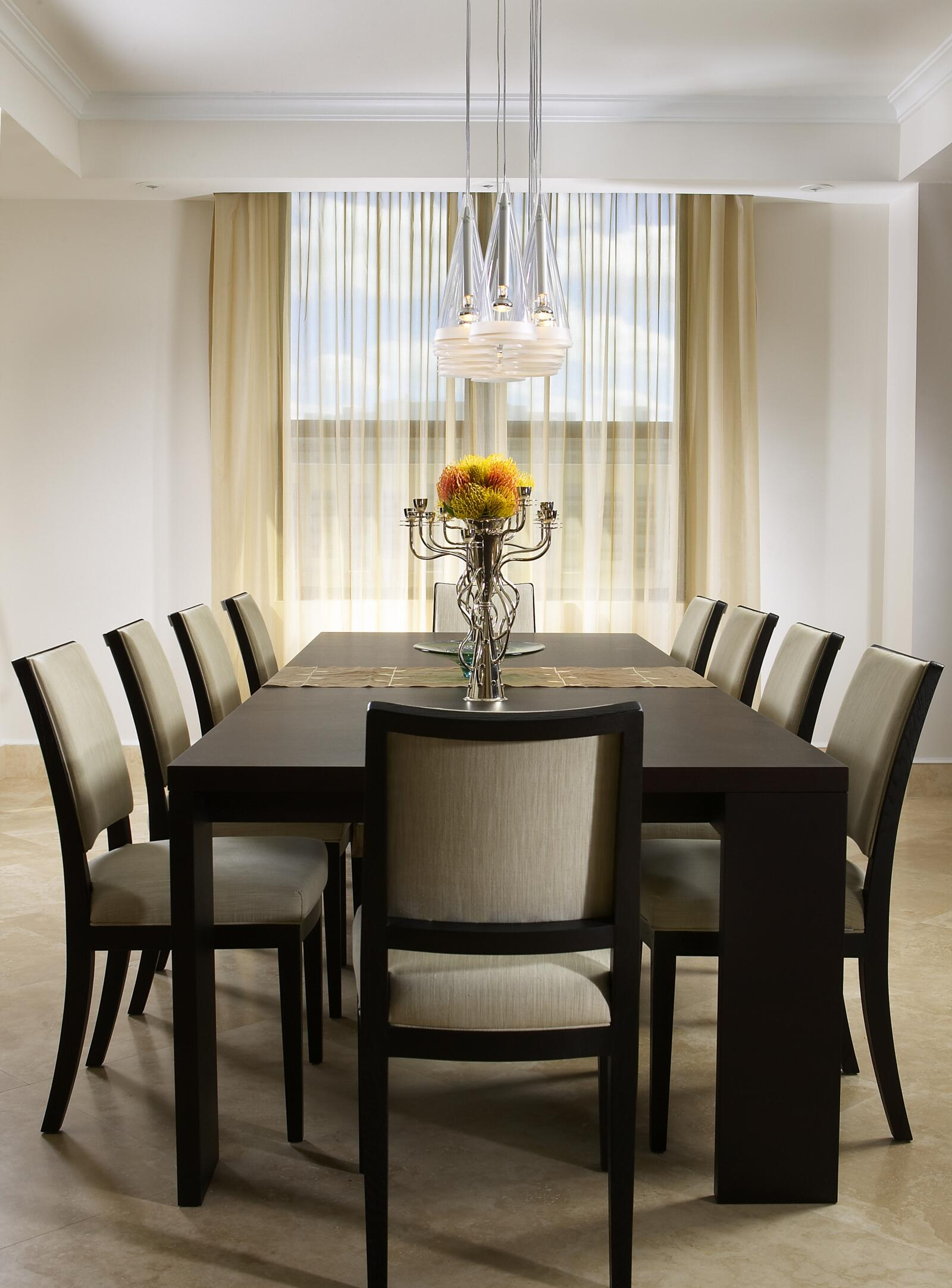Modern dining room design ideas - 13