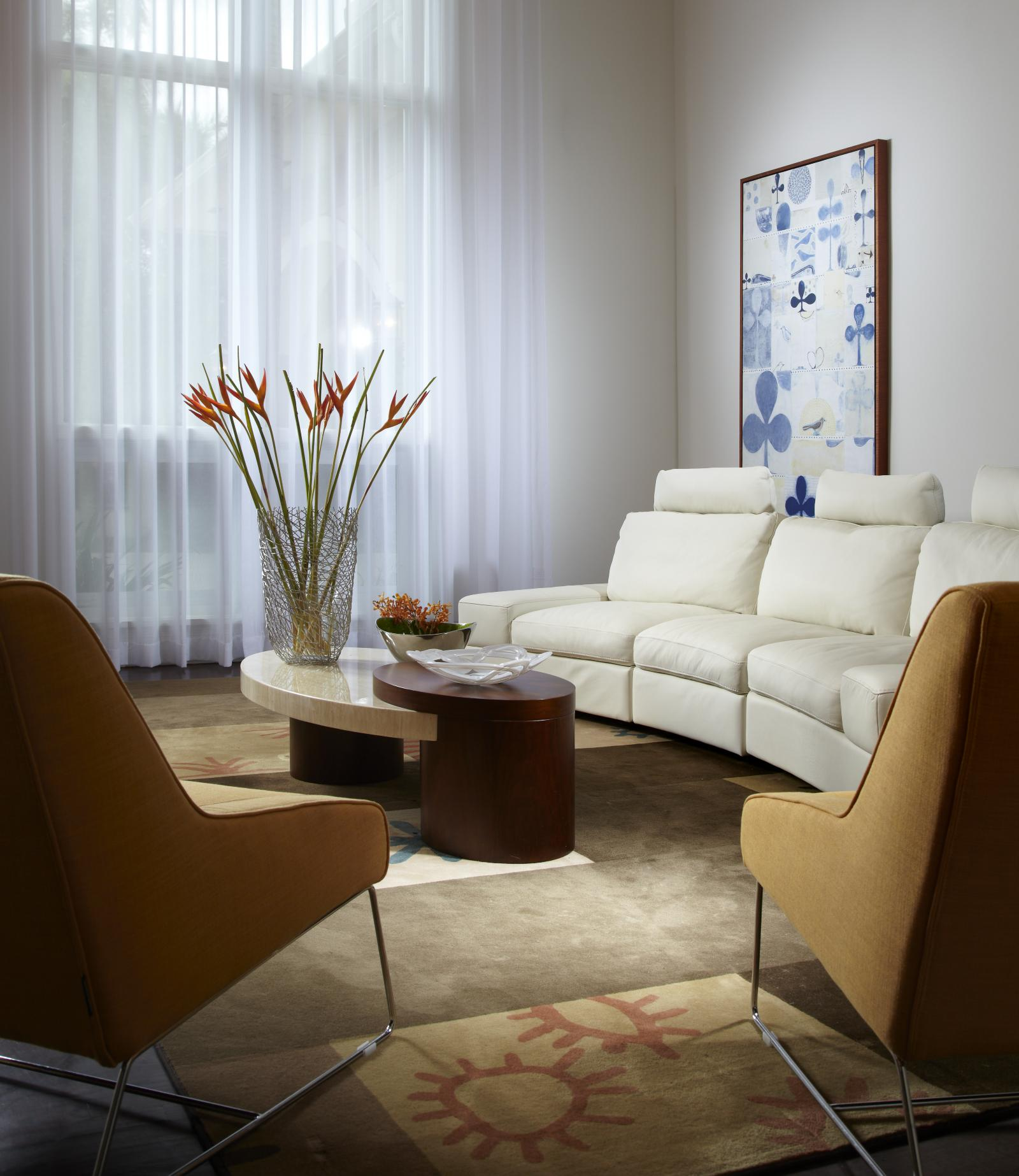 living room interior design in miami florida