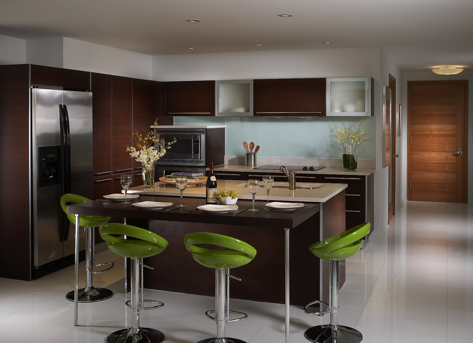 Kitchen Interior Design Services Miami Florida - Interior-designed-kitchens