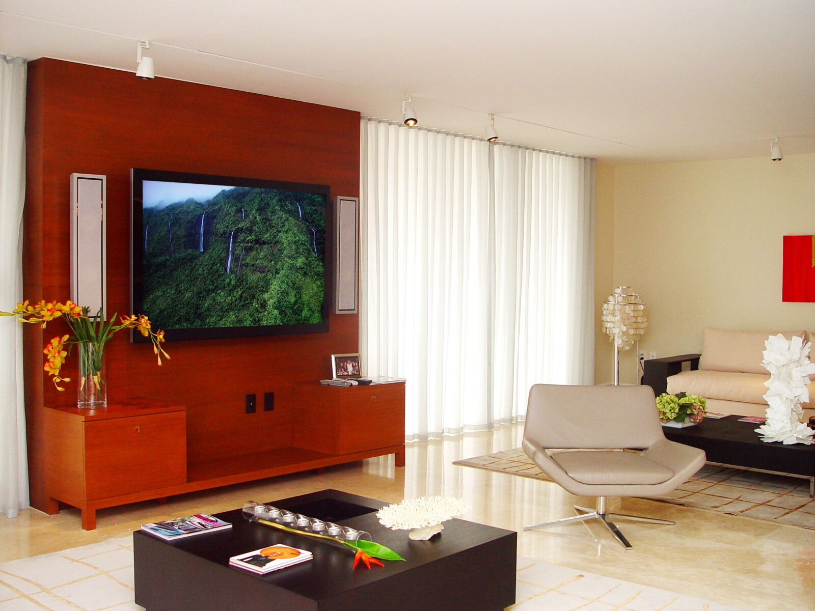 Wall units interior design services miami Interior design tv wall units